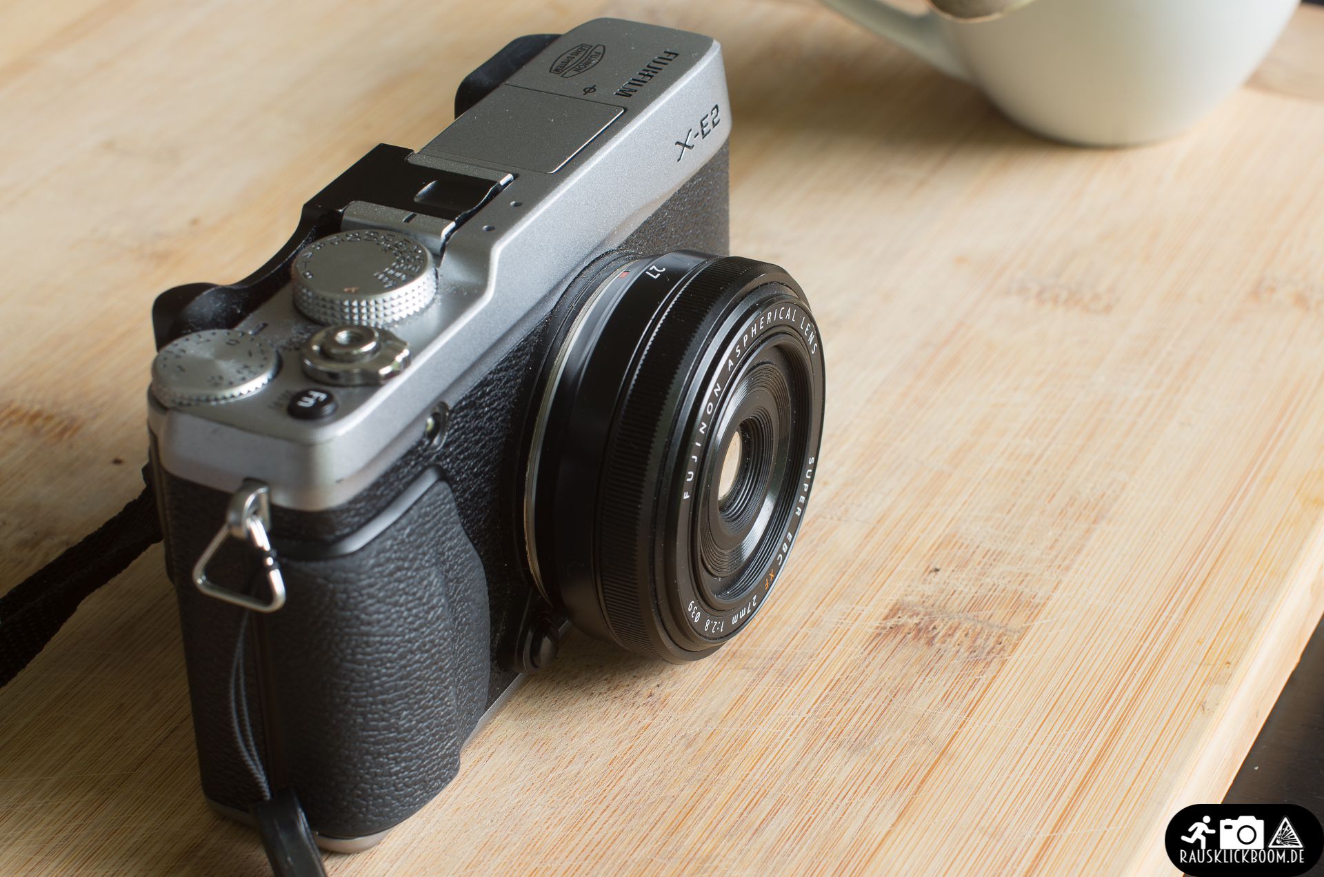 Fujinon XF27mm F2.8 an der Fujifilm X-E2 - Test, Review, Hands-On