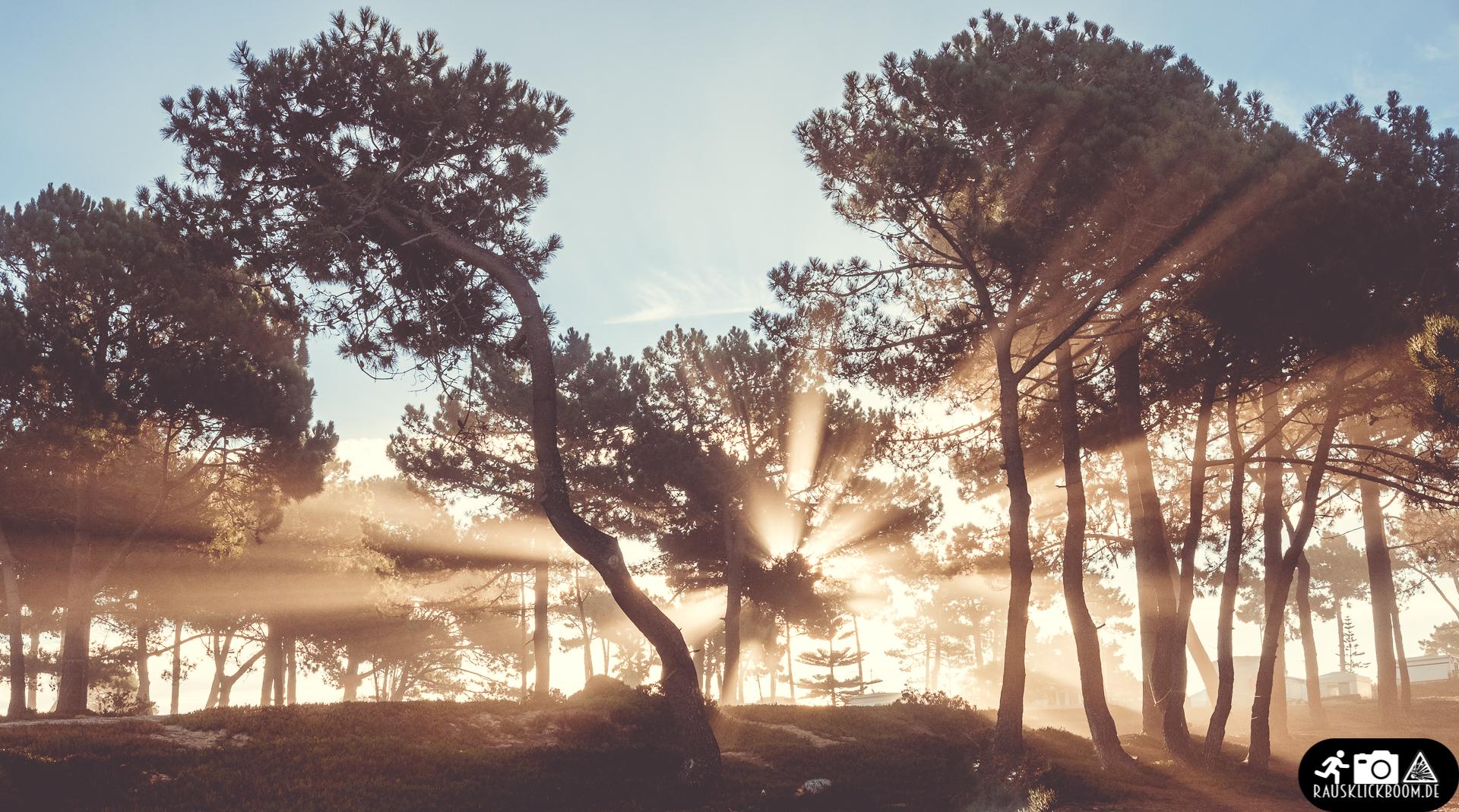 Sonnenaufgang Portugal